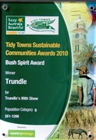 trundle tidy towns 2009.jpg